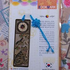 Metal Bookmark Korea Traditional Pattern Tiger  Freeshipping