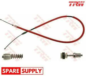 CABLE, PARKING BRAKE FOR CITROËN TRW GCH2421