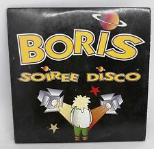 BORIS - Soiree Disco CDM 3TR Euro House 1995