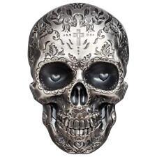 Palau - 5 Dollar 2018 - La Catrina Skull - Totenkopf - 1 Oz Silber Antik Finish