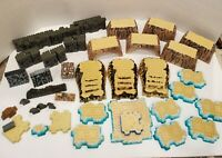 MEGA Bloks Pirates of the Caribbean and Pyrates Terrain and Bases - 40 pieces