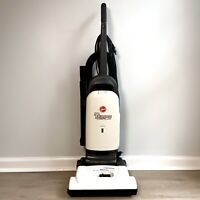 Hoover Widepath Tempo Allergen Filtration Upright Vacuum Cleaner White, New Bag