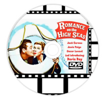 ROMANCE ON THE HIGH SEAS DVD 1948 DORIS DAY JACK CARSON JANIS PAIGE DEFORE