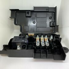 Audi Seat VW Main Fuse Socket Box With Battery Overload Protection Trip Switch