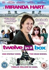 "Twelve in a Box ""12"" [2007] (DVD WS)~~~~~Miranda Hart~~~~~NEW & SEALED"