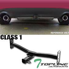 """Topline For 1999-2005 Mazda Miata MX5 Class 1 Trailer Hitch Receiver 1.25"""" - Blk"""