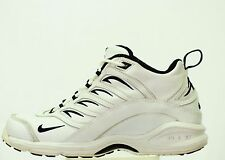 Vintage 1999 Nike Air Mid Basketball Shoe Size 5.5 Wmn White 171430 101