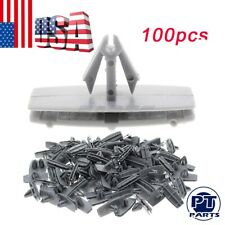 100 Pack Fender Flare Hardware Clips Retainer For Jeep Liberty Wrangler 3.6 4.0L