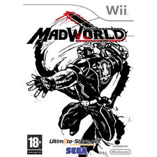 Mad World Nintendo Wii Neuf sous Blister