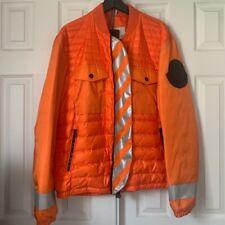 Moncler x Off-White  Men's Jacket Size 5