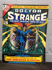 Marvel Treasury Edition (1975) #6 Dr Strange - High Grade