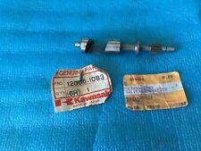 Kawasaki tecate KXT250 valve exhaust LH 12005-1083 oem 1987 nos