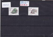 CARTONCINI IN OFFERTA - A053 - SERIE COMPLETA SUF AFRICA - CATALOGO 5,75€