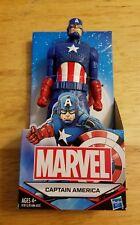 "Hasbro Marvel NEW Captain America 6"" Action Figure  B1815/B1686 FREE SHIPPING"