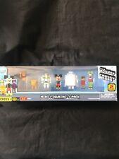 Disney Crossy Road SERIES 1 MINI FIGURE 7 PACK exclusive hiro & clarabelle