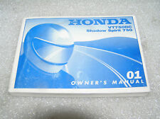 Honda VT 750 Bedienungsanleitung gut owner's manual