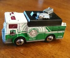 MATCHBOX MACK AUXILIARY POWER TRUCK (NO BOX) - GREEN 1991