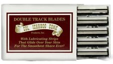 Col Ichabod Conk Twin Blade / Double Track Safety Razor Blade 10-Pack