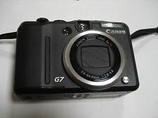 LikeNew Canon PowerShot G7 10MP Digital Camera