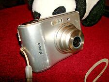 Nikon CoolPix L15 Digital Camera 8.0MP Silver