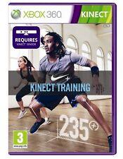 Xbox 360 Nike Plus Kinect Training (xbox 360) neuf et scellé