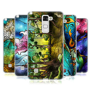 OFFICIAL MANDIE MANZANO NATURE SOFT GEL CASE FOR LG PHONES 3