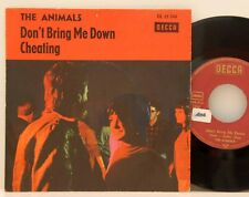 """The Animals       Don´t bring me down  /  Cheating     7""""      NM  # A"""