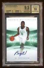 BGS 9.5 *10* AUTO AL JEFFERSON 2004 SP AUTHENTIC RC AUTOGRAPH AUTO /1499  HOT