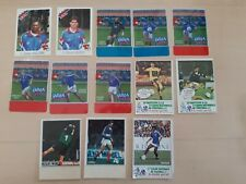 Vache Qui Rit lot set football stickers Euro 92 1982 1983 Hola Cartes Panini