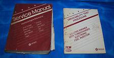 1984 Dodge Plymouth Chrysler Mopar Front Wheel Drive Service Shop Repair Manual