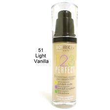Bourjois 123 Perfect Foundation 30ml #51Light Vanilla