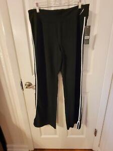 Women's Exertek Athletic Pants - Size L - NWT