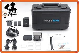 ◉CLA`D!!NM IN CASE◉ PHASE ONE P45 H101 DIGITAL BACK HASSELBLAD H SERIES BY FEDEX