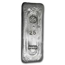 25 oz Silver Bar - Prospector's Gold & Gems - SKU #152000