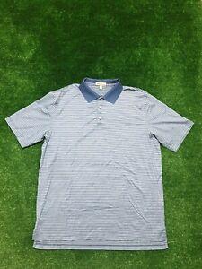 Men's Peter Millar Polo Shirt Size Large