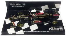 Minichamps Lotus Renault E21 2013 - Kimi Raikkonen 1/43 Scale