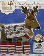 The Elf on the Shelf Couture: Polar Pattern Set for Reindeer- NIP