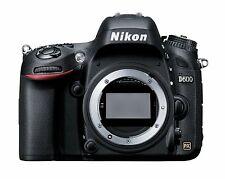 EXCELLENT Nikon D D600 24.3 MP Digital SLR Camera - Black (Body Only) US Version