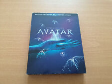 AVATAR-BLU RAY-edition collector-version longue-james cameron