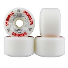 Powell Peralta Skateboard Wheels G-Bones White 64mm 97a Reissue G Bones RRP $69