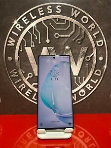 Samsung Galaxy Note10 256GB SM-N970U Aura Black UNLOCKED (CDMA + GSM) ✓