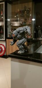 Rhino! Authentic Iron Studios art scale 1/10! Marvel comics serie 2! Spider-man!