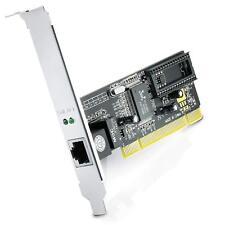 Gigabit LAN PCI Netzwerkkarte 10/100/1000 DSL Realtek