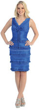 SALE ! MOTHER of the BRIDE GRADUATION HOMECOMING SHORT EVENING DRESS & PLUS SIZE
