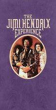 The Jimi Hendrix Experience Purple Velvet Box Set 4 CD Book