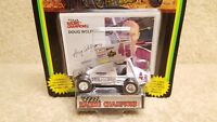 New 1993 Racing Champions 1:64 Doug Wolfgang World of Outlaws Sprint Dirt Car