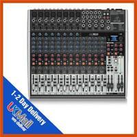 Behringer X2222USB Xenyx USB 22 Input 2/2 Mixer