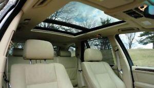 BMW X5 E70 & E53 Diagnostic Check Panoramic double sunroof fault -  BRISTOL area