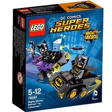 LEGO DC Super Heroes 76061 Mighty Micros: Batman vs. Catwoman NEW sealed 79 pcs