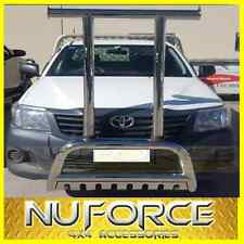 TOYOTA HILUX (2015 - 2017) NUDGE BAR H RACK LADDER RACK H BAR H FRAME